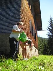 Waschtag (perspective-OL) Tags: Österreich deutschland natur alpen wald pur allgäu bwp bergwaldprojekt berwalderschwang ehrenamtlich