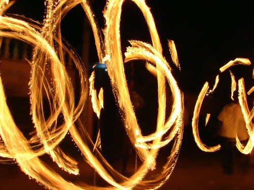 Perahera - Fire dancers | Flickr - Photo Sharing!