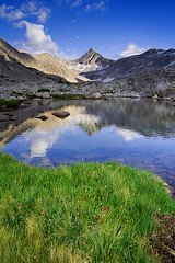 Seven Gables Basin (copeg) Tags: california mountains water forest john landscape high greg nevada basin sierra national backpacking seven gables sierranevada sevengables muir cope highsierra johnmuirwilderness copeg sierravisions