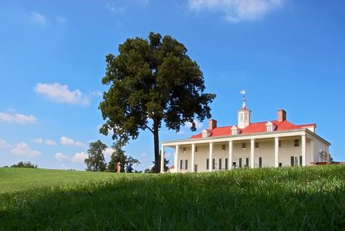 Sunday Morning at Mount Vernon