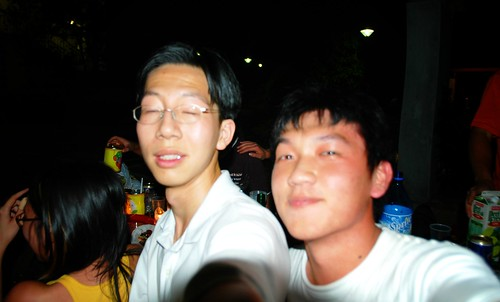 Drunk JY and Me