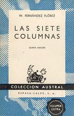 Wenceslao Fernández Flórez, Las Siete Columnas