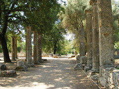 Ancient Olympia, Greece: cdnbusiness