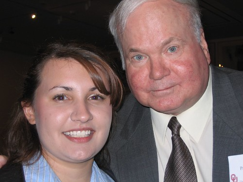 Me and Pat Conroy