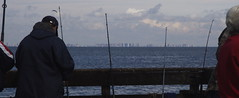 Fishing Pier (Valerie Craig (Val Ann)) Tags: beach clouds bay pier newjersey fishing october fishermen nj 2006 shore monmouth middletown bayshore portmonmouth raritan sandyhookbay valann mounmouthcounty 123njpeople valann422