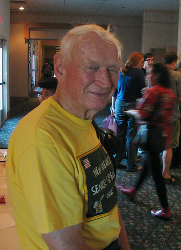 Jack Speer at Bubonicon 36 (2006)