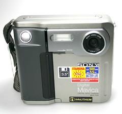 Sony Mavica FD5