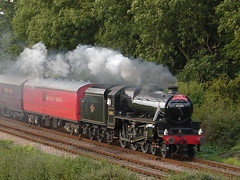 45305 at Kinchley Lane (rcarpe2) Tags: 2006 steam gala gcr
