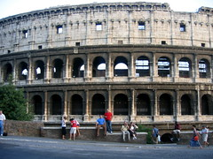 A little jet-lag makes the Colosseum even more spectacular (Posti8) Tags: italy rome roma europe italia colosseum coliseum eurotrip romancolosseum