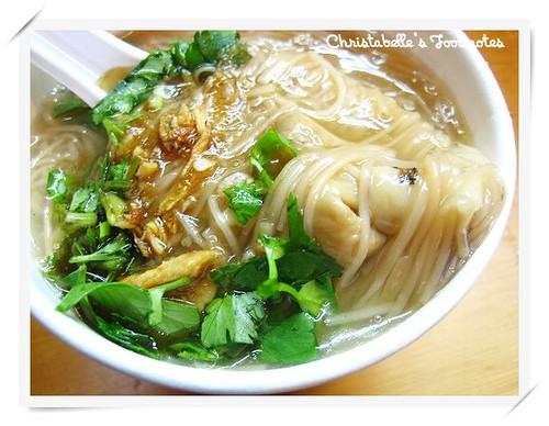 [台北] 師大夜市阿鑫麵線