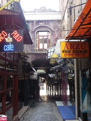 Somewhere in Beyoglu