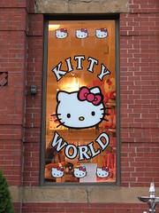 Kitty World (AzyxA) Tags: boston store hellokitty newburystreet kittyworld