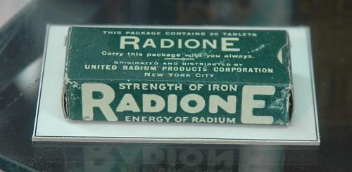 NAM - Radione tablets