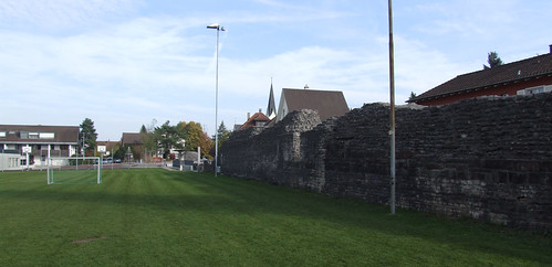 Fort wall, 29.10.2011.