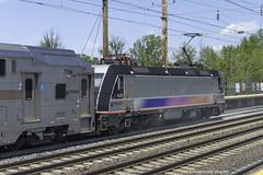 NJT ALP46 4609 (ExactoCreation) Tags: bombardier nj transit electric locomotive