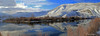 Roza Pano 11 12 16 (littlebiddle) Tags: roza yakimarivercanyon nature panorama washington water snow scenicsnotjustlandscapes landscape waterscape reflection