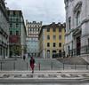 Lisbon beauty (Varvara_R) Tags: street woman beautiful red dress exotics lisbon lisboa portugal travel colors city