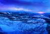 Shy Hight moment (JPLapointe) Tags: nationalgeographique nationalgeographic ngc freez top somet automn panoramic hiking sepaq acropole montain tourismeharlevoix montagnes sky tourismequebec tourismecaneda charlevoix paysage ciel pelouse animal panorama flanc parcdesgrandsjardin montdulacdescgnes pieddesmonts coucher de soleil mer océan