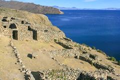Laberinto Chincana (RunningRalph) Tags: chincana chincanalabyrinth inca isladelsol lago lagotiticaca lake laketiticaca meer ruin ruine sunisland titicaca titicacameer departamentodelapaz bolivia bo