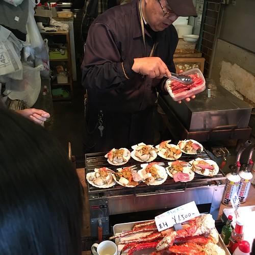 Tokyo Fish Market 6