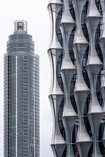 When Modern Meets Ultra Modern, London