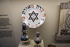 Star of David plate (quinet) Tags: 2017 amsterdam antik holland jewishmuseum netherlands ancien antique musée northholland neterlands 528