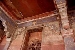 Fatehpur Sikri - (40) (Rubén Hoya) Tags: fatehpur sikri templo palacio capital imperial rajasthan india