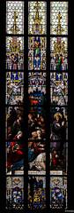 """""""...selig sind die Barmherzigen"""" (lichtauf35) Tags: window church stnikolaus meran colori gotik"""