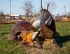 Horse Art_04 (MO FunGuy) Tags: horse art metalsculpture missouri