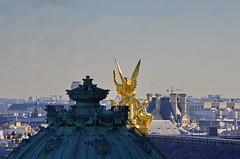 596 Paris en Février 2018 - le toit de l'Opéra (paspog) Tags: paris france february februar février 2018 opéra toit roof decken toitdelopéra