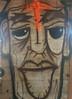 Mr. Grumpy (cowyeow) Tags: salton art abandoned saltonsea old desert california usa america bombaybeach beach weird odd trippy strange graffiti shack building decay fangs monster wall design creepy spooky scary
