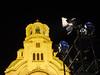 ohne Titel (stefandinkel) Tags: stefandinkel olympusomdem1 olympus124028 mft sofia bulgarien kathedrale ostern nacht