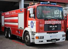 Bomberos Consorcio de Pontevedra (emergenciases) Tags: emergencias españa 112 bomberos bombeiros galicia pontevedra ribadumia consorciodepontevedra bomberosconsorciodepontevedra bnp bombanodrizapesada cisterna nodriza tanque cuba man
