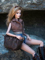 A-Z Challenge 2.0: O - Off the Grid (BlackBastet) Tags: fashion doll mattel barbie nataliavodianova