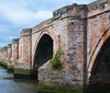DSC_8511 (Fergus Sturrock) Tags: nikond7100 berwick upon tweed river bridge shore sea buildings