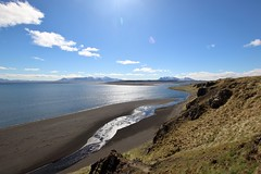 The distance (mpalmer934) Tags: iceland ocean mountains outdoors scenery landscape beauty serene remote
