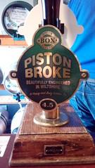 Box Steam Piston Broke (DarloRich2009) Tags: boxsteambrewery boxsteam boxsteampistonbroke pistonbroke beer ale camra campaignforrealale realale bitter handpull brewery
