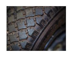 Wheel (Willy 1943) Tags: tyres macro mondays