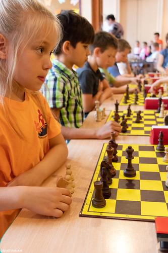 VIII Turniej Szachowy Przedszkolaków o Mistrzostwo Świdnicy-12
