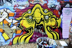 ? (STILSAYN) Tags: graffiti east bay area oakland california 2018