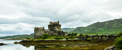 2018_172 (Chilanga Cement) Tags: scotland castle eileandonan highlander clouds stone water loch kyle mountain nik nikon nikond850 d850