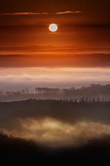Val do Ulla (Noel F.) Tags: sony a7r a7rii fe 100400 gm galiza galicia sunrise mencer neboa fog mist ulla