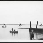 Archiv P169 Ruderboot, 1940er thumbnail