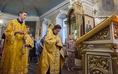 Воскресное богослужение недели 3-й по Пятидесятнице
