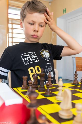 VII Szachowe Mistrzostwa Szkoły Społecznej-18