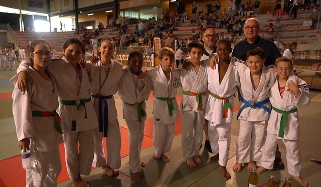 4ème tournoi de Judo