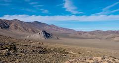 Striped Butte (joeqc) Tags: deathvalleynationalpark dvnp deathvalley ca california buttevalley striped butte xt20 xf18135f3556