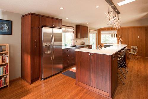 South Hills Mid Century Kitchen Eugene 002
