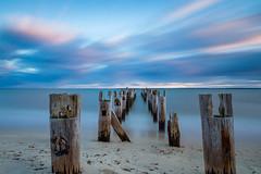 Cape Cod (gauravk.sharma) Tags: pier longexposure coast coastal sea seascape massachusetts newengland capecod