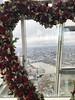 I <3 London (jess_rak) Tags: flower view city london shard tall building sky arial red pink green blue bridges buildings heart floral